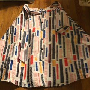 Anthropologie hutch skirt size 4